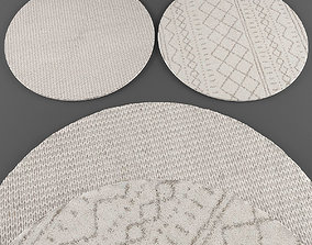 3D asset Froy rugs collection 030