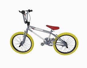 3D model bmx bike