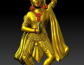 3D printable model temple pendant jewelry 1