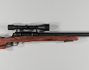 3D M24 Sniper Rifle