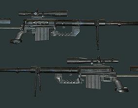 Cheytac M200 3D model