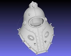 3D printable model Bioshock Big Daddy Subject Delta