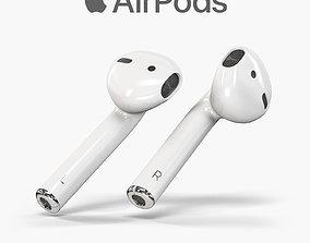 3D asset Apple AirPods