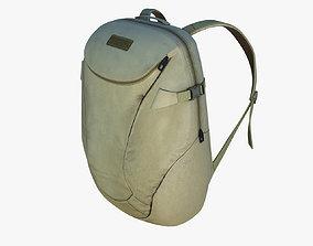 Backpack Max obj fbx 3D asset