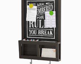 Board IKEA LUNS 3D model