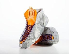 Recreus sneakers II 3D print model