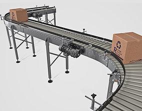 convoyeur Conveyor 3D model