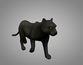 3D model Panther