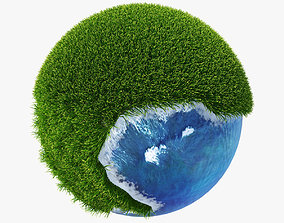 Green Planet Easy 3D