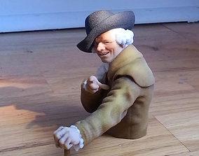 3D printable model Joseph Ducreux