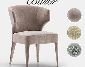 Lapel Chair BAA3040 3D