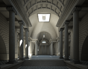 Classical Building 3D