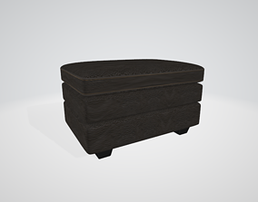 cussion chair 3D model