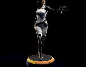 3D printable model Miranda