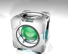 Refraction Cube 3D model