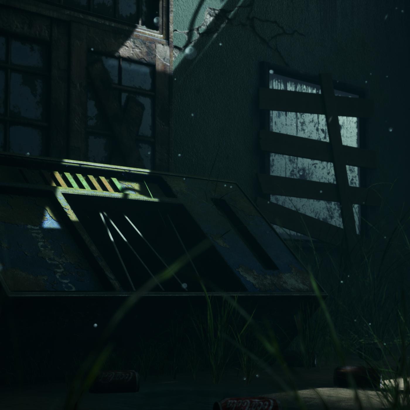 Gunshop - The Last of Us 2 FanArt
