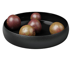 3D Negretto Bowl by Philippi with Passion