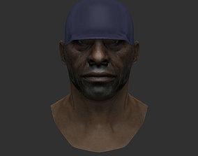 3D model Johny