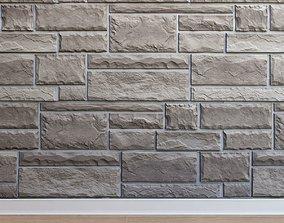 Artificial stone Stone 006 3D asset