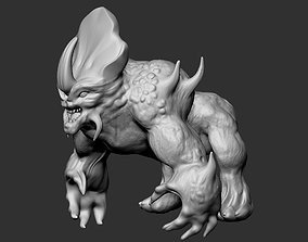 3D printable model Videogame Creature