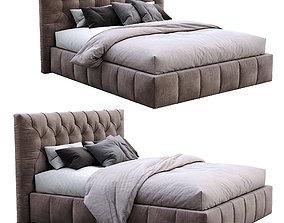 Felis Bed HAMILTON 3D model