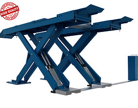 Uni Lift 3D model