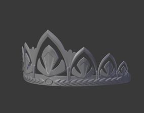 Frozen 2 Queen Crown 3D printable model