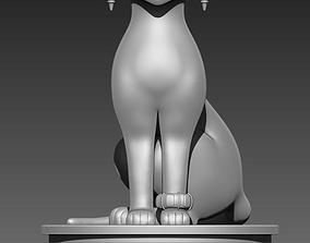 Cat Queen 3D printable model puss