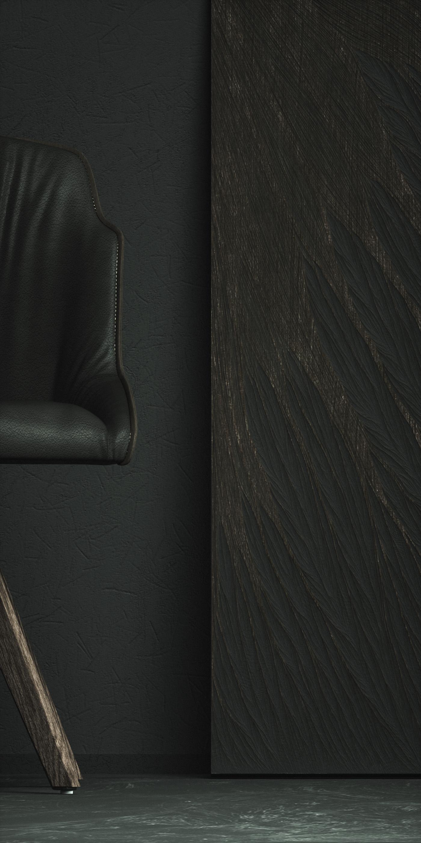 Dark Interior