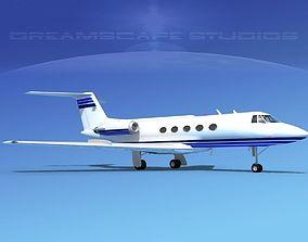Grumman Gulfstream C-IIB V01 3D