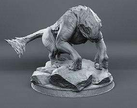 Dunkleosteus Concept 3D print model
