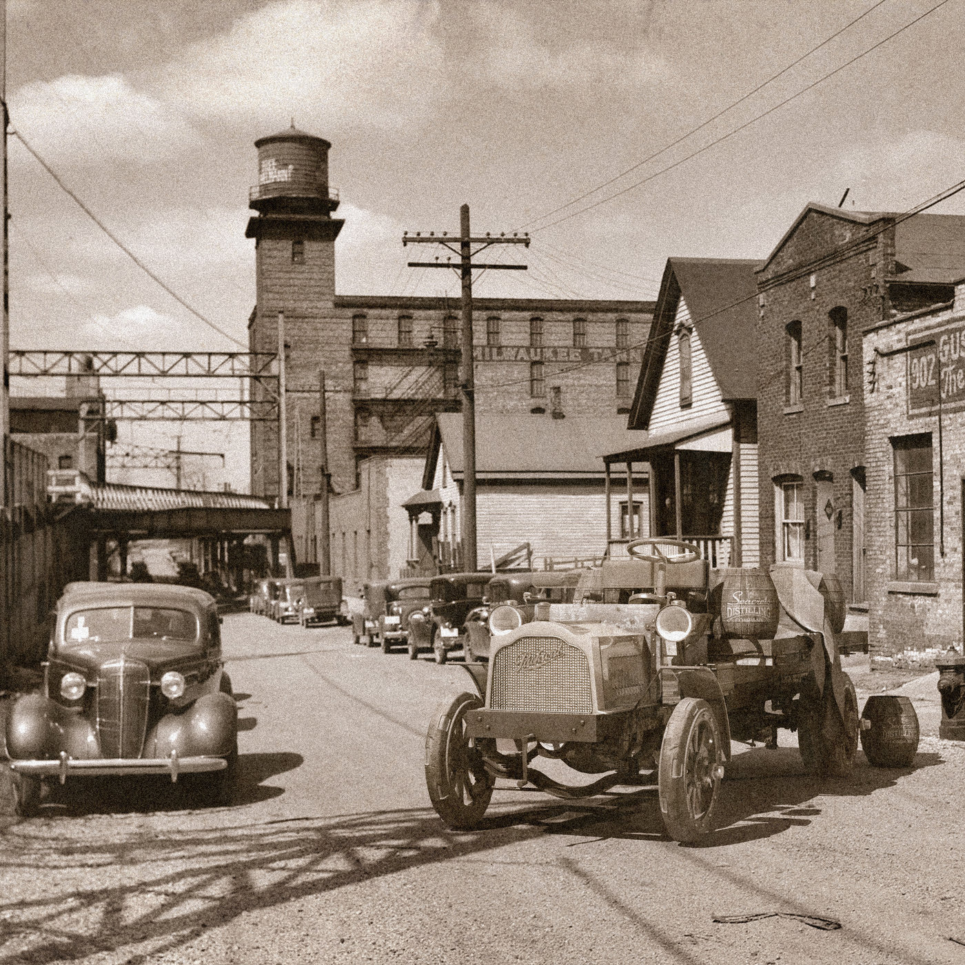 Packard_2Ton truck
