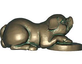 Lucky Pig 3D print model