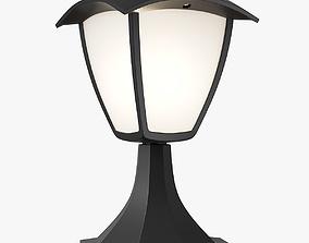 3D model 375970 Lampione Lightstar LED street lamp