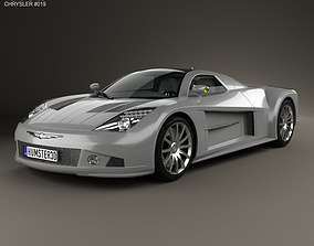 3D model Chrysler ME 4-12 2004