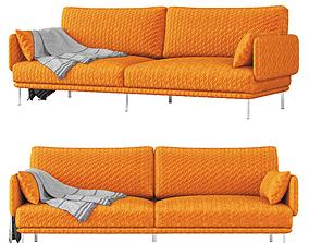 3D model Sofa STRUCTURE BONALDO
