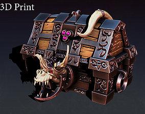 Fantasy Chest 3D print model