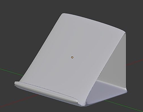 3D printable model The MacBook Stand
