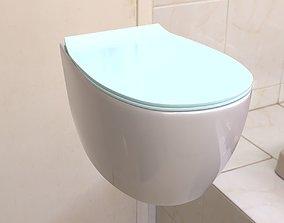 3D Toilet bathroom toilet ceramic