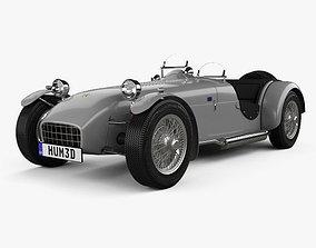 3D Lotus Seven 1957
