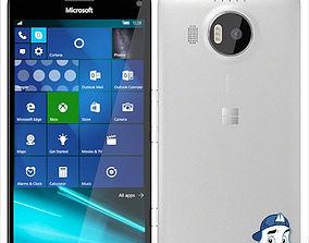 Microsoft Lumia 950 XL for Element 3D
