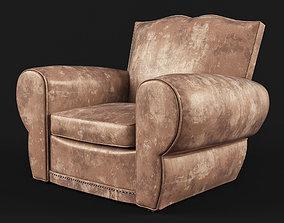 loft armchair 3D