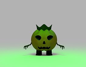 Pumpkin King 3D print model