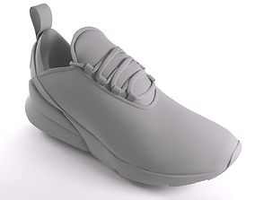 3D asset Nike Air Max 270
