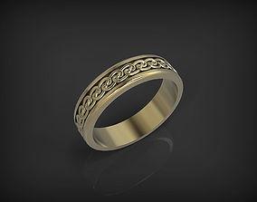 Celtic Ring 01 3D printable model