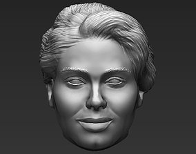 famous 3D model Adele standard version only mesh