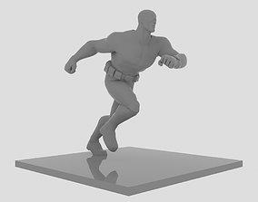 3D print model Cyclops Modern Run Figure