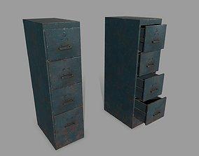 3D asset realtime Cabinet