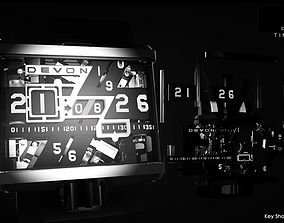 3D Devon Tread 1 watch Alias file