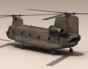 CH-47 Esercito Italiano 3D model